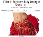 Philly Mag features Belly Dance at Studio 1831
